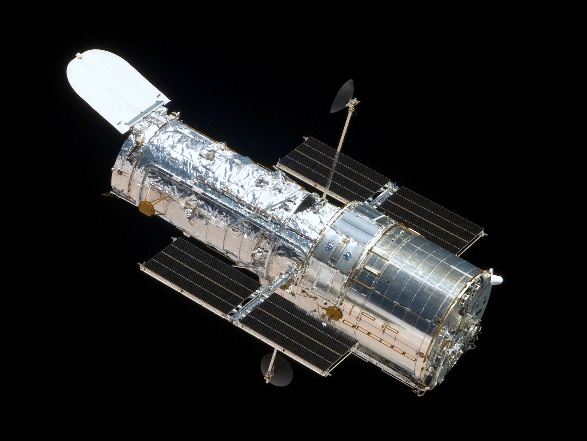 wikipedia.org (telescopul Hubble)